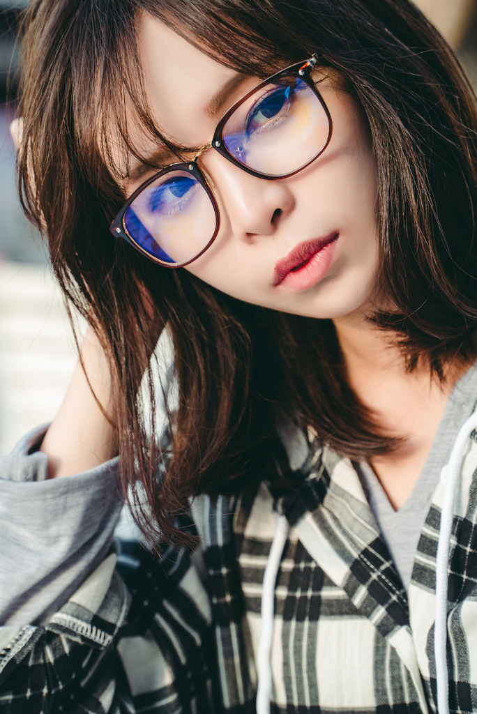 ASLLY濾藍光眼鏡3 珂荷莉blog.jpg