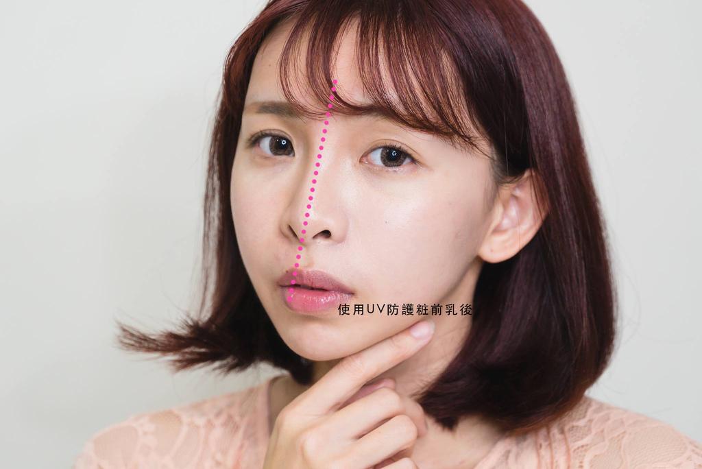 媚點UV防護粧前乳 珂荷莉6.jpg