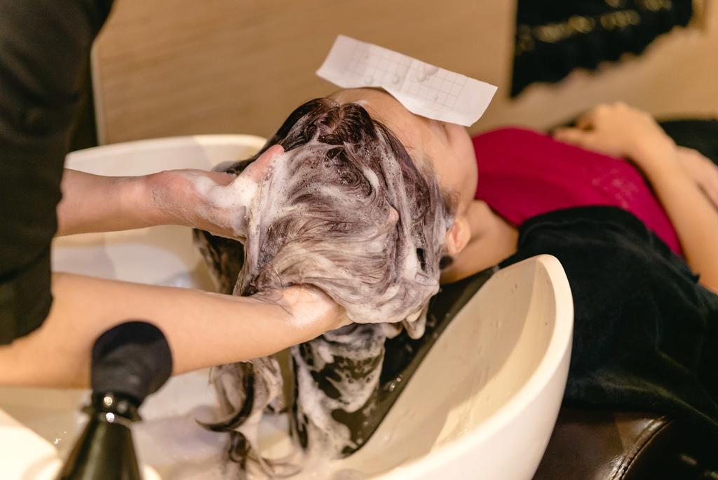 台中郭文 shiseido professional  資生堂專業髮品 沛迷絲染膏系列 PRIMIENCE