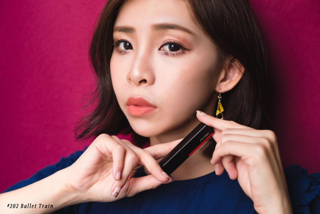 shiseido唇膏202 ballet train 珂荷莉.jpg