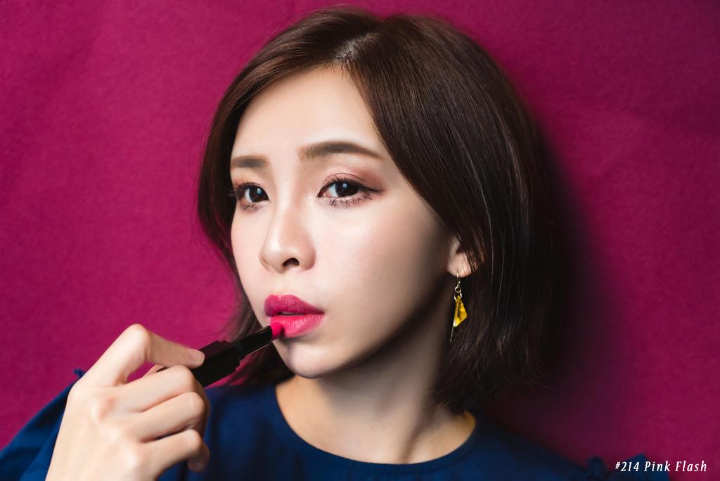 shiseido唇膏 珂荷莉214 pink flash.jpg