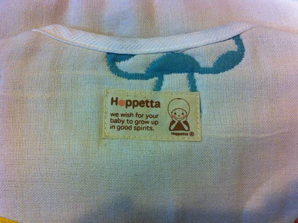 hoppetta蘑菇被,防踢被09
