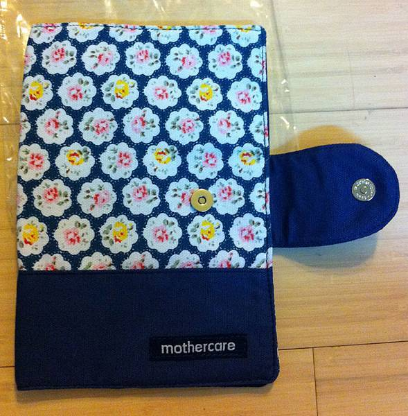 mothercare入會禮02