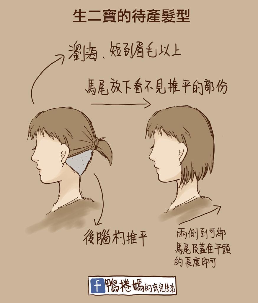 0138待產髮型縮