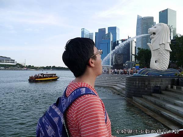 新加坡魚尾獅 (7).JPG
