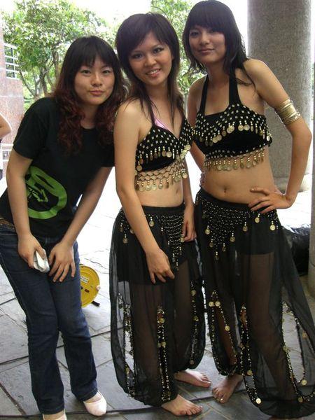 埃及舞孃唷