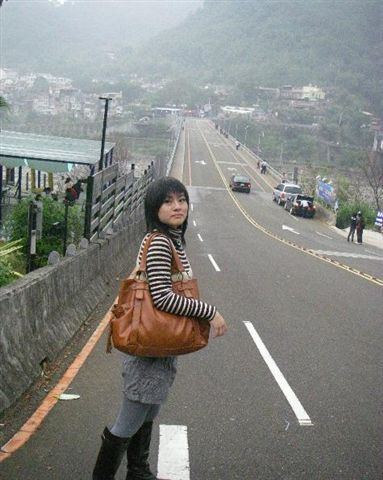 內灣的橋美.JPG