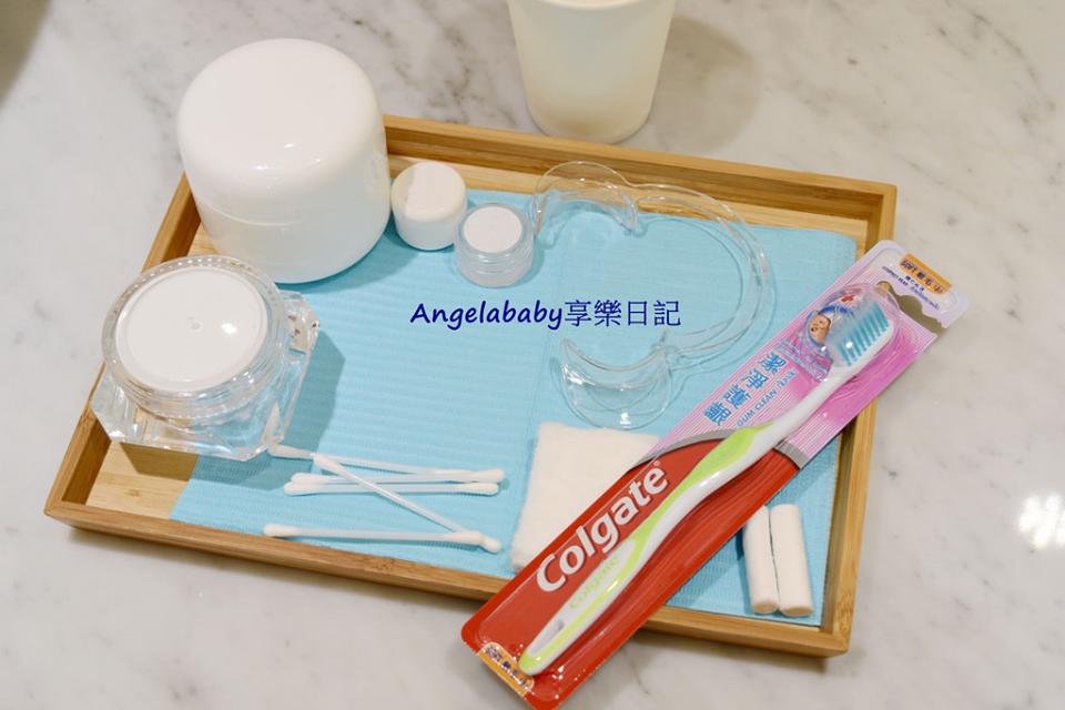 課程中使用器材-台中牙齒美白推薦