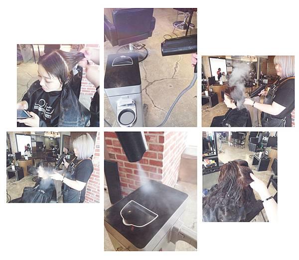 修護髮絲-台中染髮推薦HairCity髮城