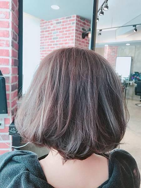 亞麻棕霧綠-不用漂髮色HairCity髮城