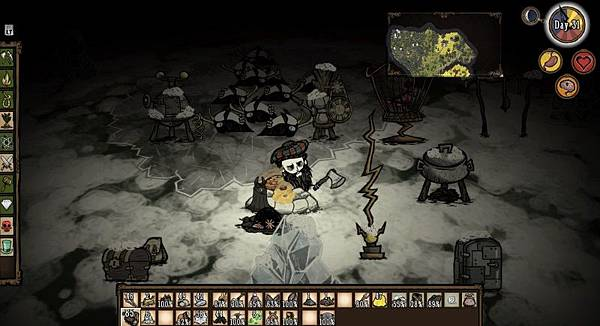 Don't Starve - 我的蝙蝠