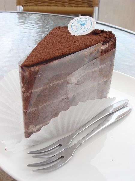 比利時巧克力蛋糕