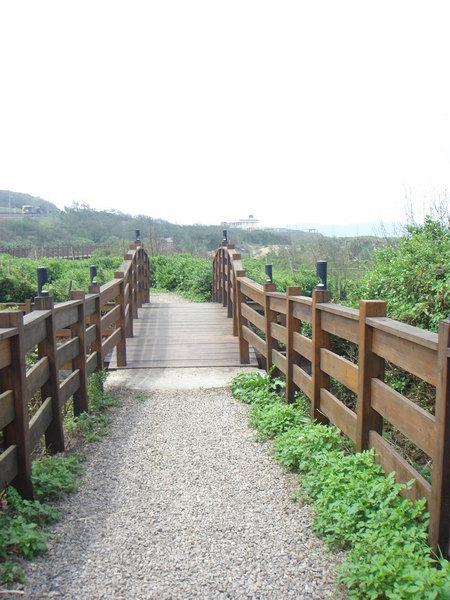 自行車木棧道