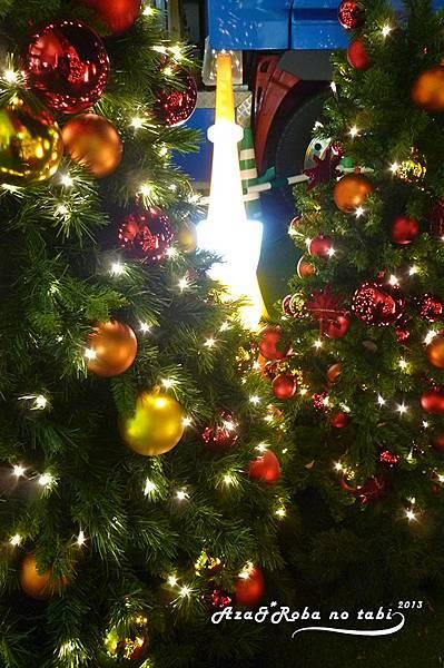 2013.12 冷風中的聖誕節