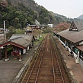 渡良瀨溪谷  水沼站溫泉