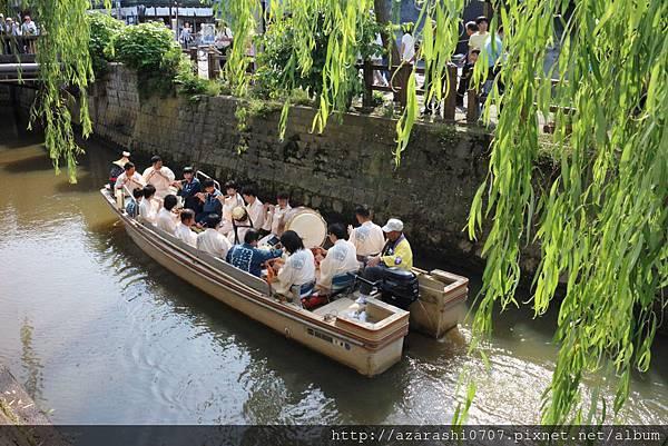 茨城。水鄉潮來/千葉。香取的小江戶