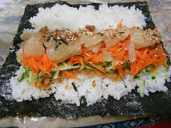 包壽司ing
