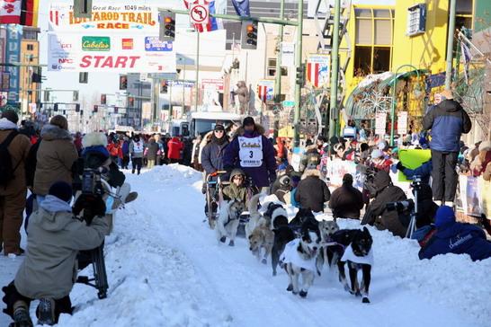 狗拉雪橇3-提供=阿拉斯加州台灣代表處