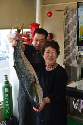 寒鰤魚料理