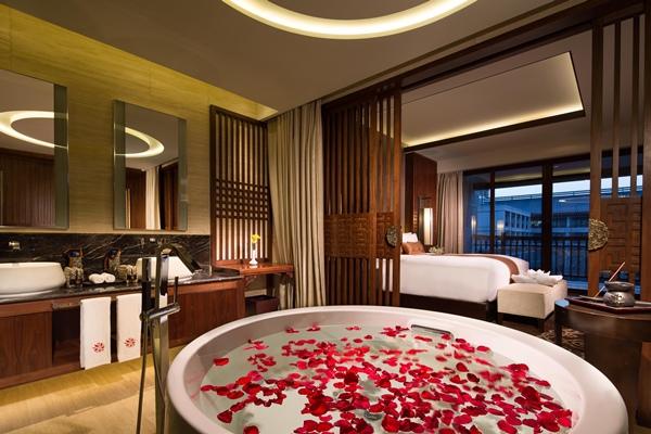 西安悅椿溫泉酒店