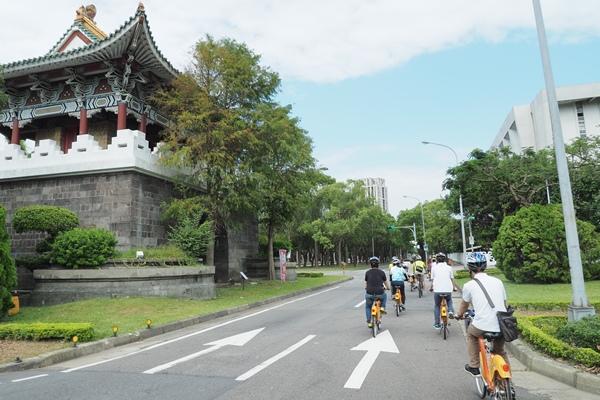 台北市單車