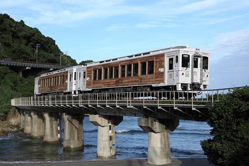 山幸海幸列車