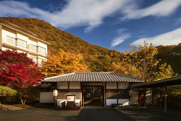 Hoshino Resorts KAI Kawaji Entrance Autumn1.jpg