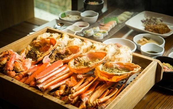 Hilton 6  crab restaurant06.JPG