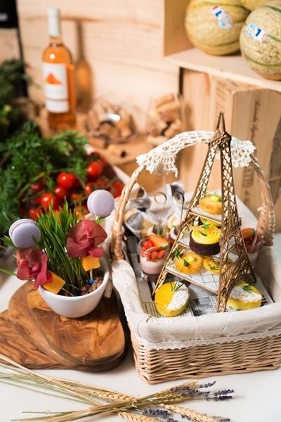 Brasserie, Afternoon Tea Set  巴黎人法式餐廳, 法式下午茶.jpg