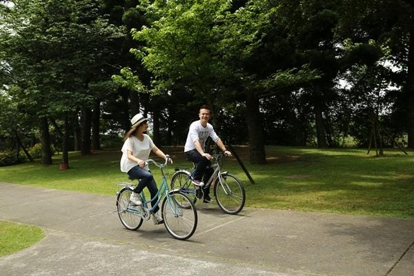 戶外休閒-腳踏車.JPG