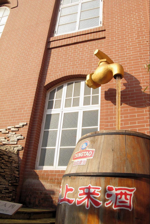 青島啤酒博物2