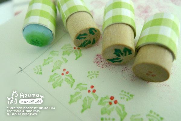 2010 Christmas 榭寄生章組