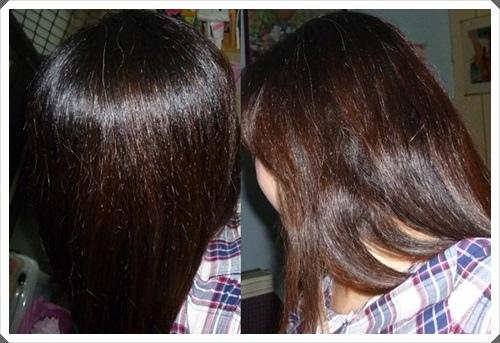 使用前洗髮
