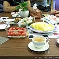 下午茶的桌面