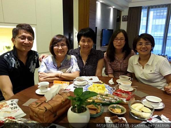 2014端午節家人聚會下午茶