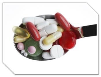 維生素與藥物的交互作用