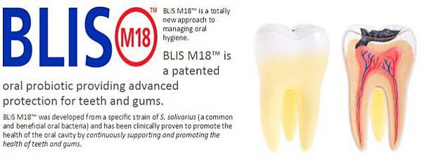 BLIS M18