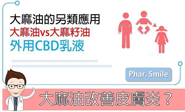 CBD改善異位性皮膚炎