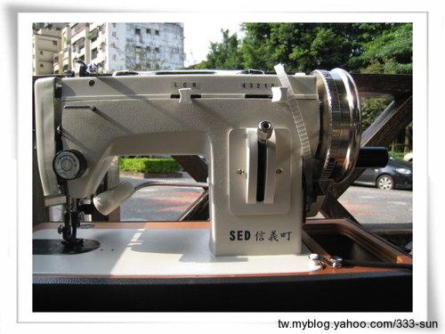 鴿子窩桌上型雙壓腳縫衣機~適用於包包.帆布.皮革.普通布料
