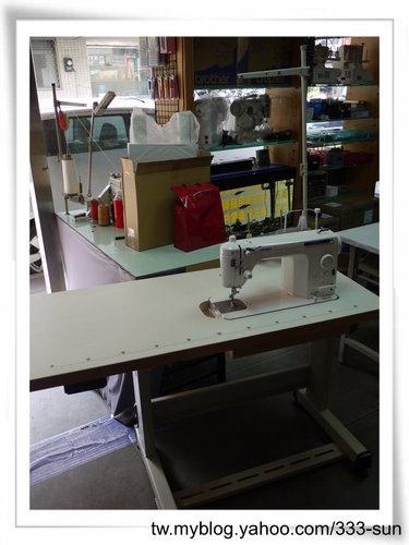 桌上型仿工業平車(JUKI TL2010Q.Brother PQ-1500S)上桌了