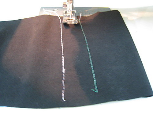 桌上型縫衣機使用針(HAx1和HAx1SP)的不同處