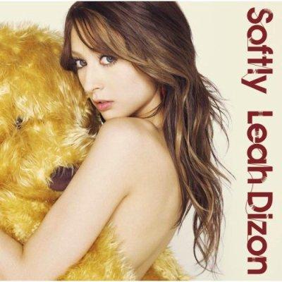 Leah Dizon-soffiy專輯封面(初回限定盤)(DVD付)