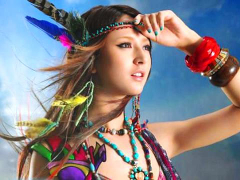 Leah Dizon-L・O・V・E U專輯封面(初回限定盤)(DVD付)のカスタマーイメージ.jpg