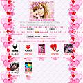 [相]益若翼 X 華麗姬系蕾絲粉紅愛心玫瑰((語法如下~請先在下方留言後才可複製))