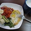 某一天的早餐!