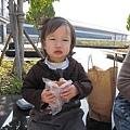 2011.2.6 跑去高鐵吃中餐...