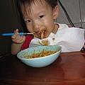 寶貝最愛吃麵