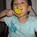 玉米真的很甜...