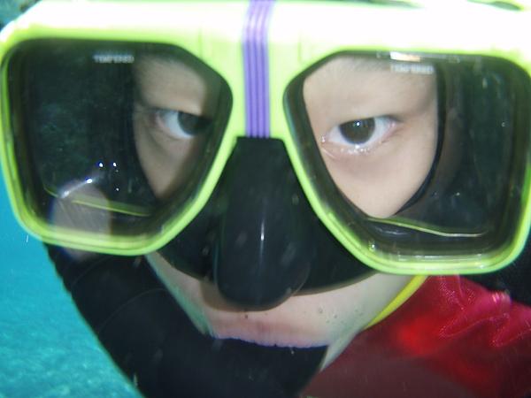 水中的我.JPG