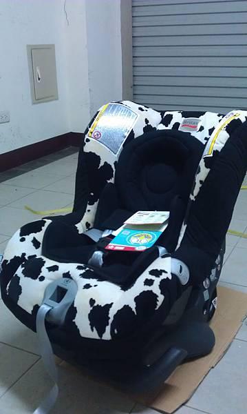乳牛安全座椅